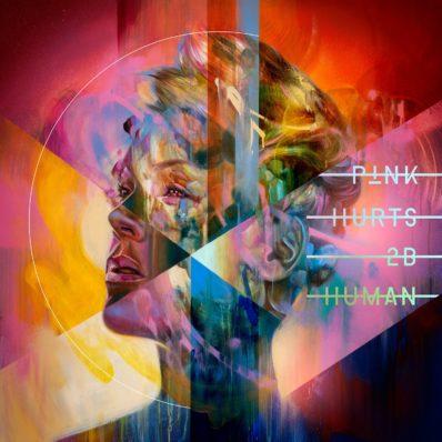 UK ALBUM: N.ro 1 <br>P!NK – Hurts 2B Human