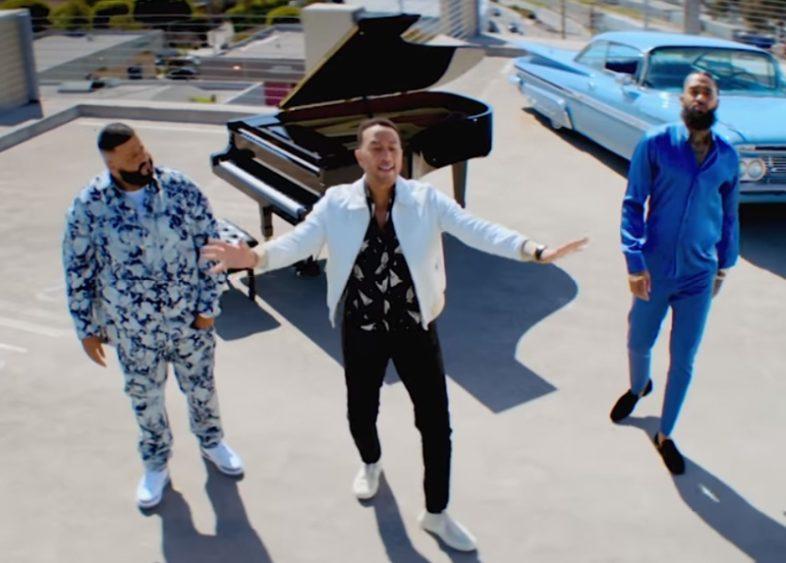 Video: DJ KHALED – Higher feat. Nipsey Hussle & John Legend