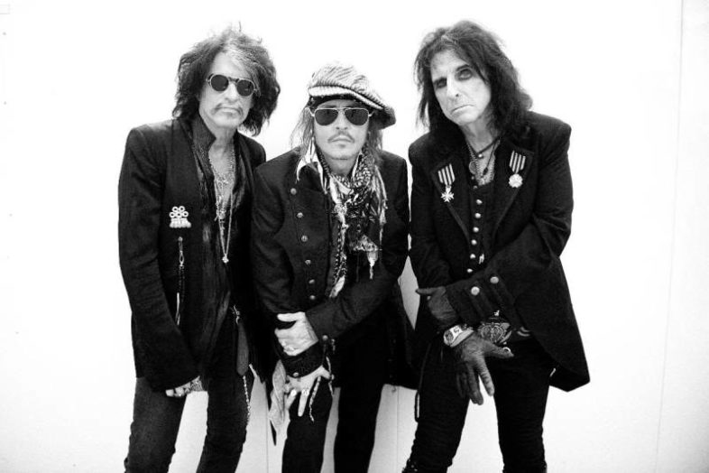 Video: HOLLYWOOD VAMPIRES – The Boogieman Surprise