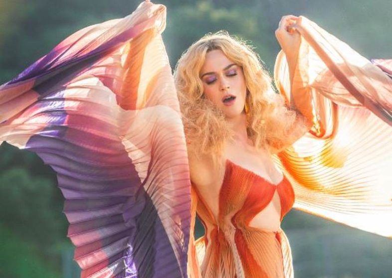 KATY PERRY ecco il nuovo singolo 'Never Really Over'