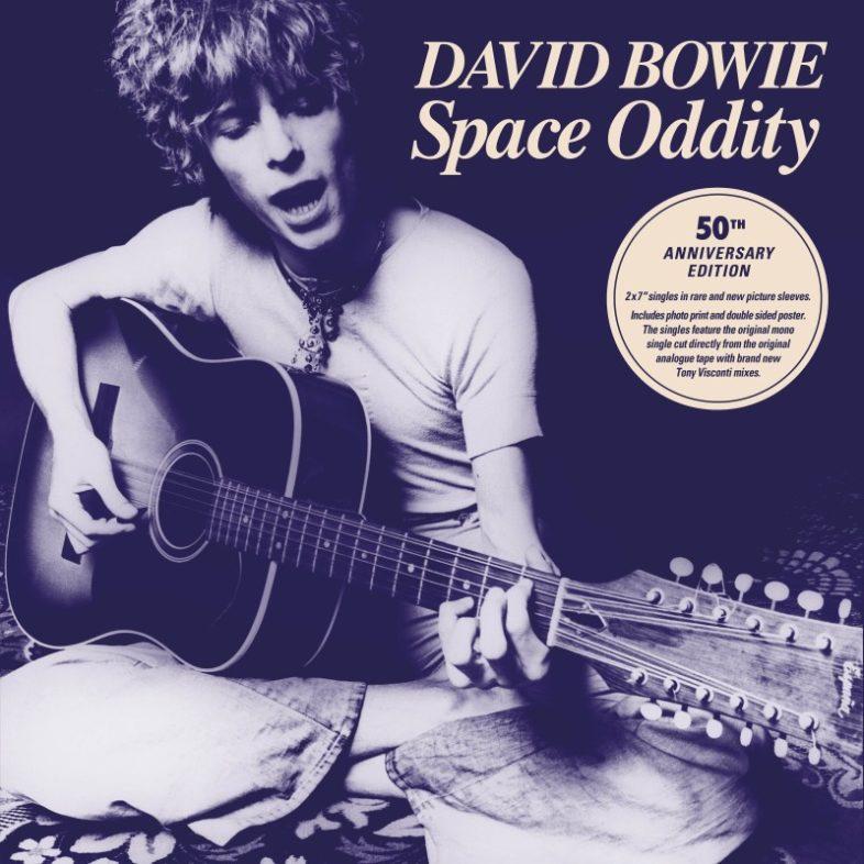 DAVID BOWIE: cofanetto per super collezionisti di Space Oddity