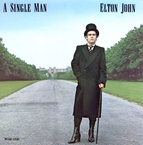 Recensione: ELTON JOHN – A Single Man