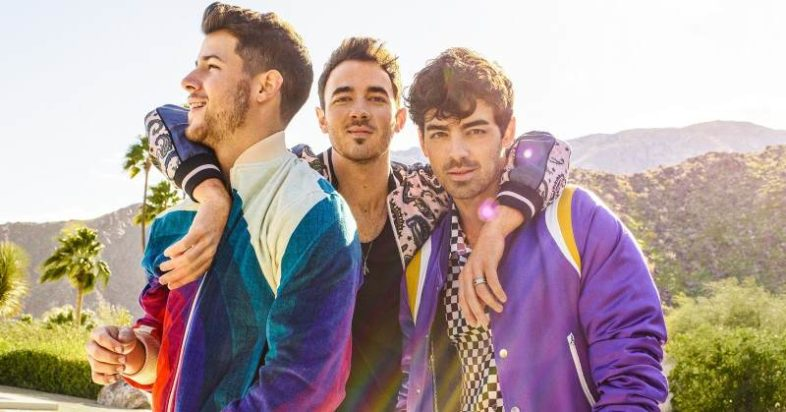 Video : JONAS BROTHERS – Only Human