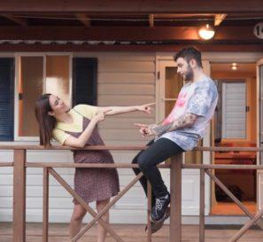 "Video: FEDERICA ABBATE -""Camera con vista"" FEAT. LORENZO FRAGOLA"