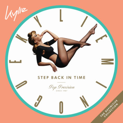 UK ALBUM: N.ro 1 <br>KYLIE MINOGUE – Step Back In Time – The Definitive