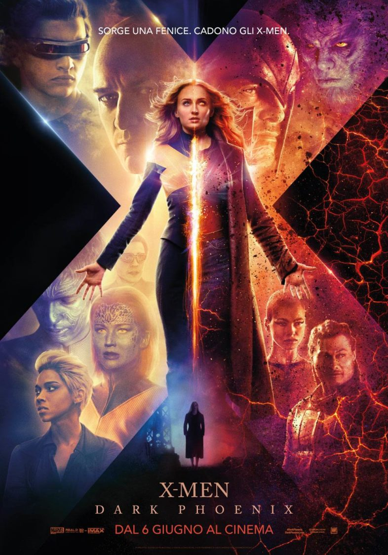 X-MEN: DARK PHOENIX la colonna sonora
