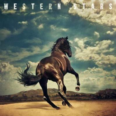 ITA ALBUM: N.ro 1 <br> BRUCE SPRINGSTEEN – Western Stars