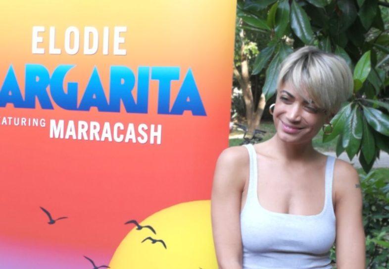 "ELODIE presenta il suo ""Margarita"""