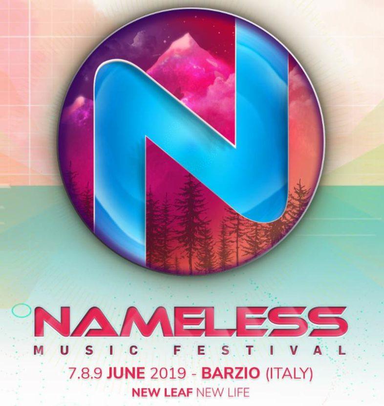 NAMELESS MUSIC FESTIVAL al via la settima edizione