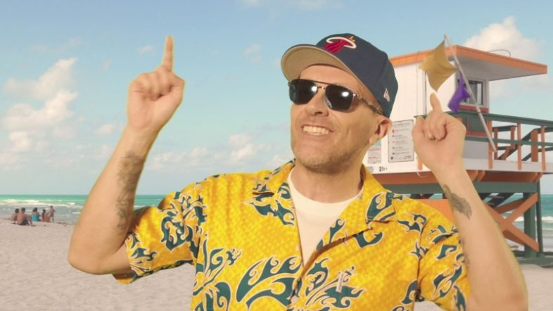 Video: MAX PEZZALI – Welcome to Miami (South Beach)