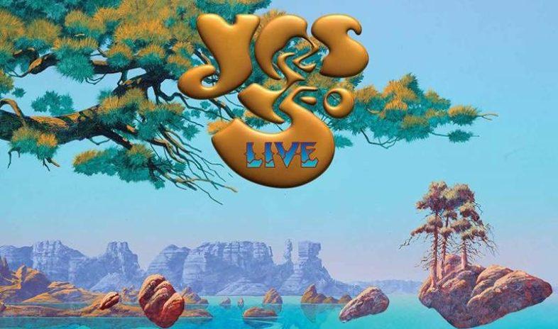 YES festeggiano i 50anni con un disco live