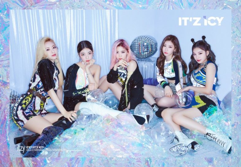 ITZY le Spice Girls made in K-Pop