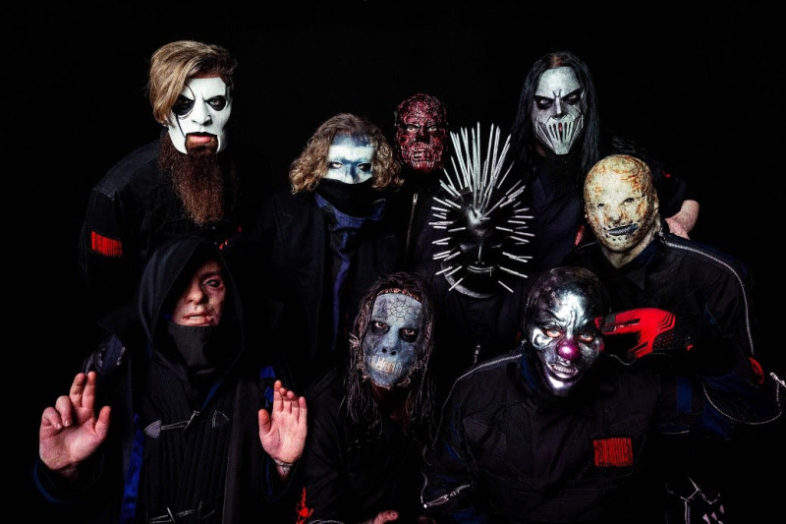 SLIPKNOT: disco in agosto e un tour nel 2020