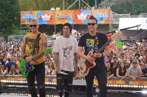 Tornano i BLINK-182. Il nuovo album il 20 settembre
