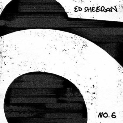 UK ALBUM: N.ro 1 <br>ED SHEERAN – No. 6 Collaborations Project