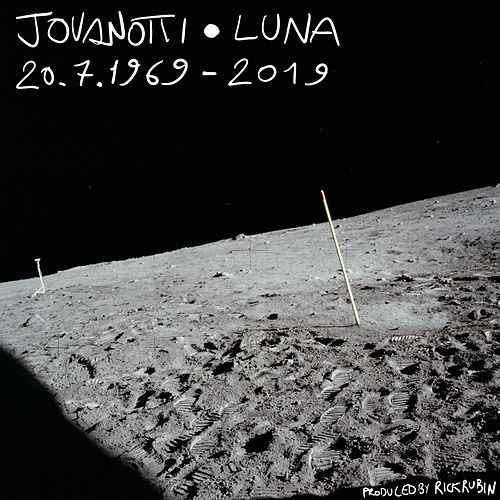 JOVANOTTI ascolta la cover di Luna di Gianni Togni
