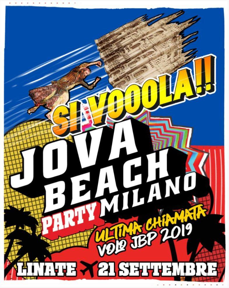 JOVANOTTI la festa di fine estate a Milano ecco tutti i dettagli