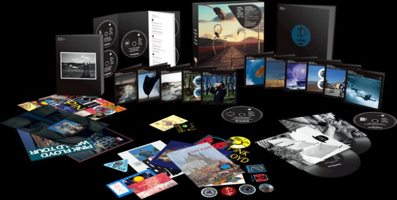 A novembre esce PINK FLOYD THE LATER YEARS