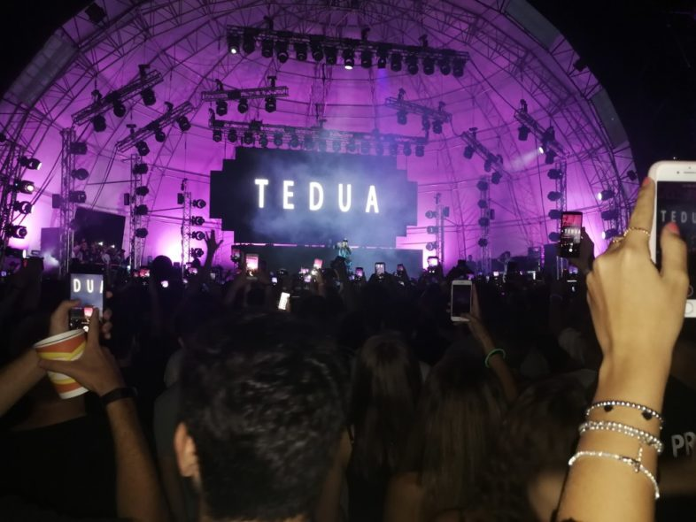 Gallery : TEDUA – ANASTASIO Live Rimini Beach Arena