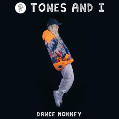 UK SINGLES: N.ro 1 <br>TONES & I – Dance Monkey