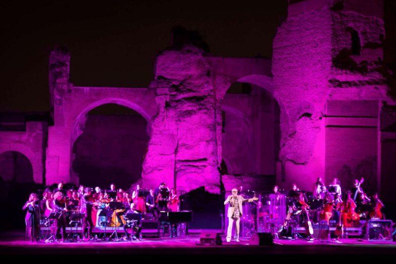 GAGA SYMPHONY ORCHESTRA con DE GREGORI all'Arena di Verona e al Teatro degli Arcimboldi