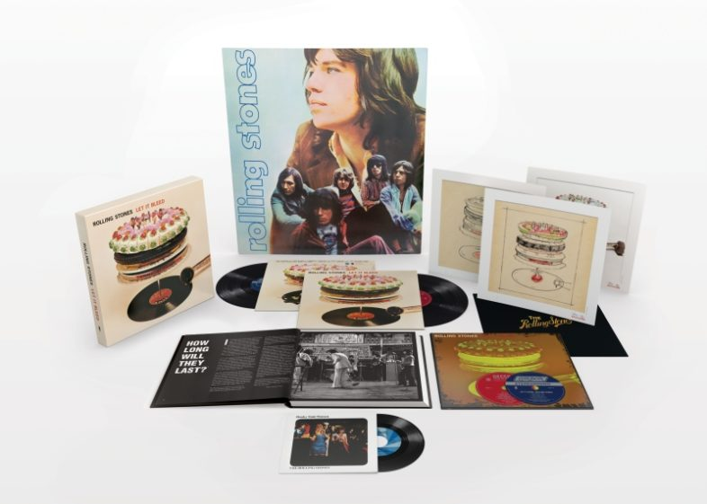 THE ROLLING STONES Let It Bleed 50th Anniversary Edition