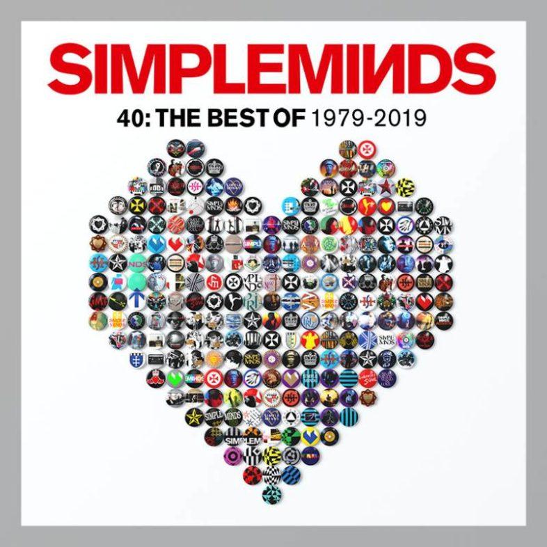 40 anni di SIMPLE MINDS in un The Best Of