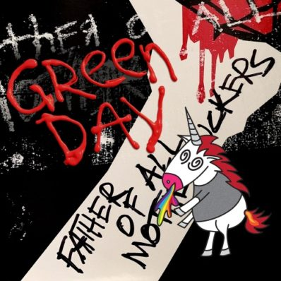 UK ALBUM: N.ro 1 <br>GREEN DAY – Father Of All…