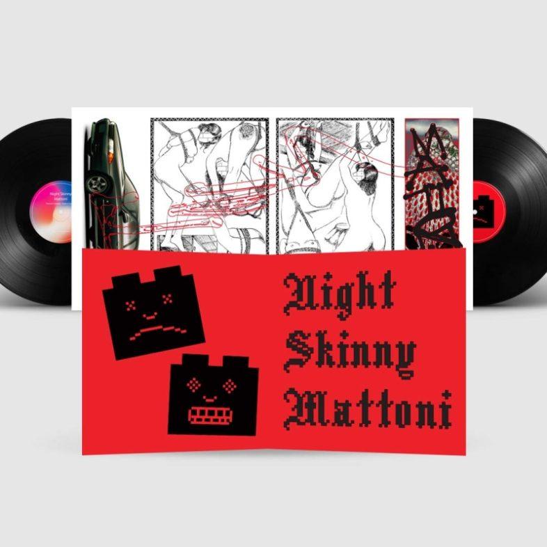 """NIGHT SKINNY arriva """"MATTONI"""" con il meglio del rap italiano"""