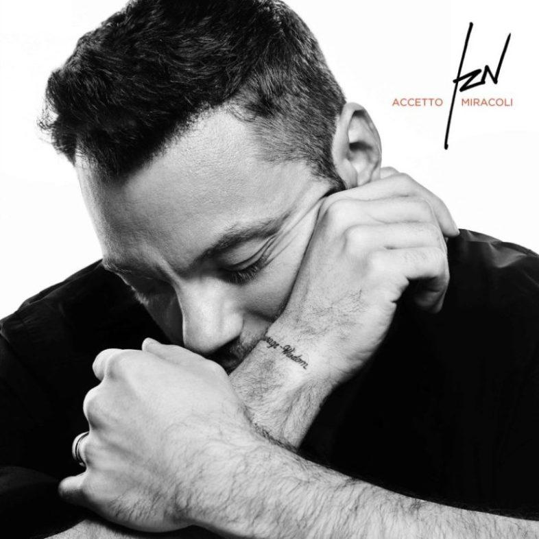 TIZIANO FERRO: Accetto Miracoli il nuovo singolo
