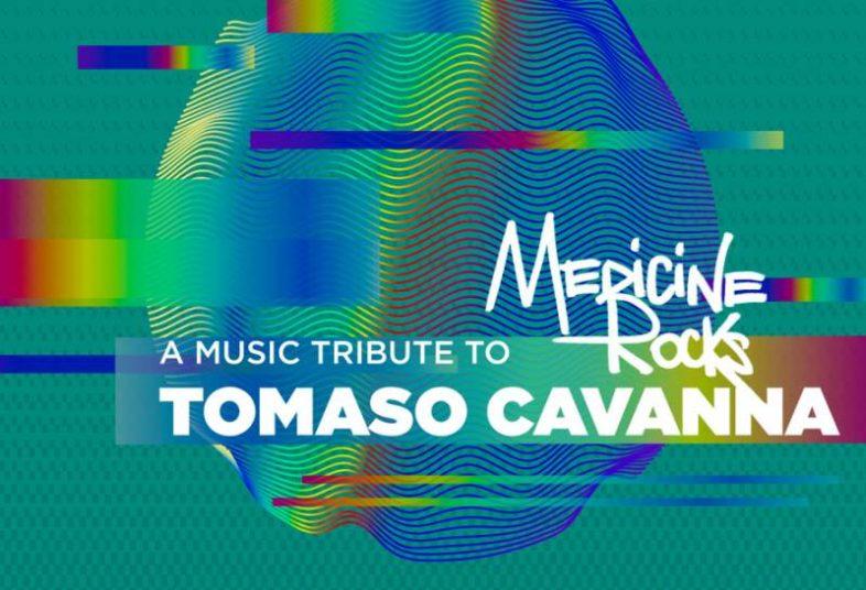 MEDICINE ROCKS tributo a Tomaso Cavanna domani all'Alcatraz