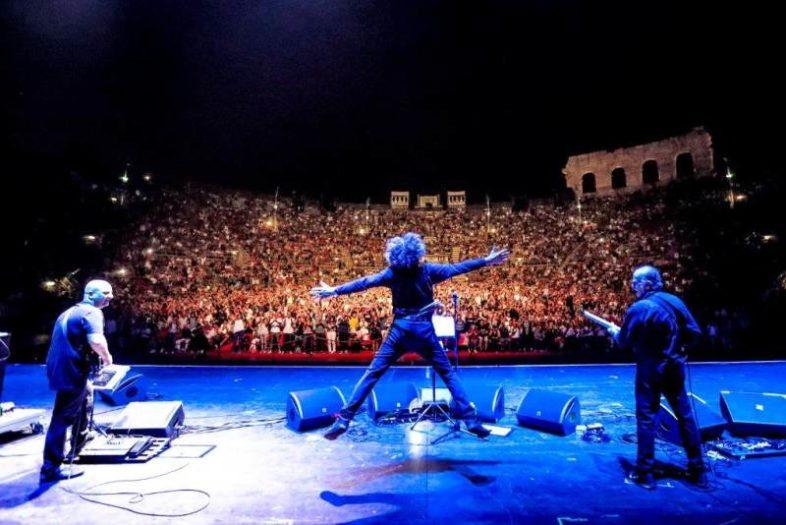 """PFM: torna sui palchi di tutta Italia con """"PFM canta De André – Anniversary"""""""