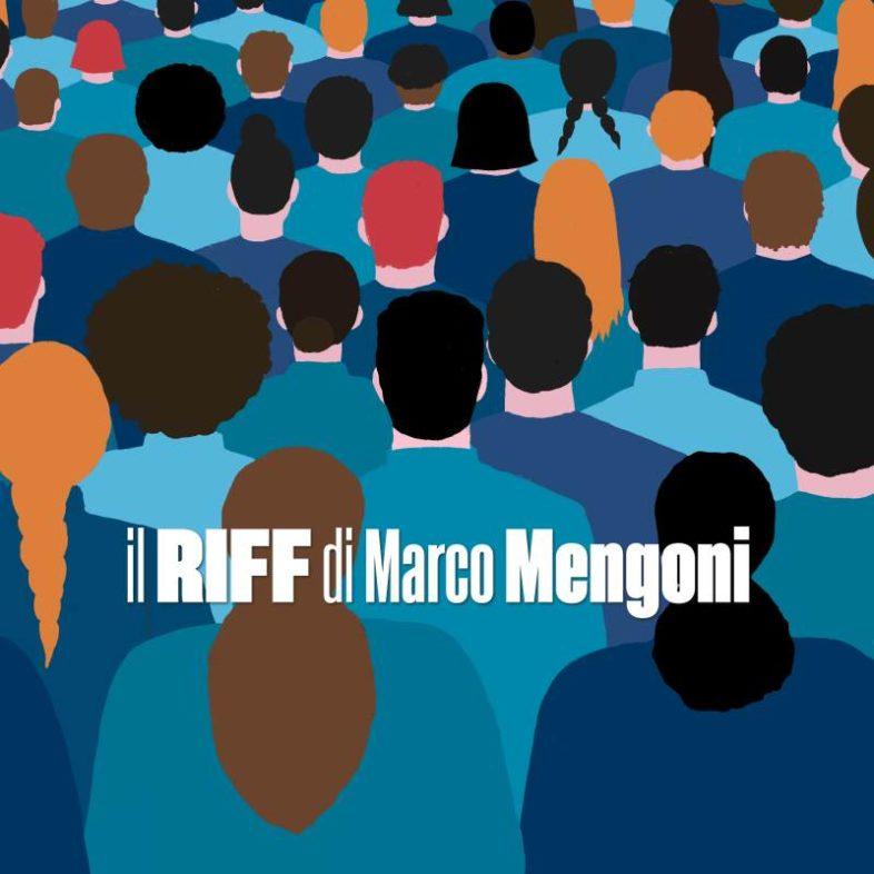 """""""Il riff di Marco Mengoni"""" il podcast di MARCO MENGONI"""