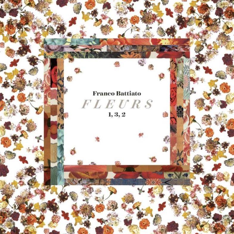FRANCO BATTIATO: FLEURS 1, 3, 2 – La Trilogia Completa in Vinile Colorato