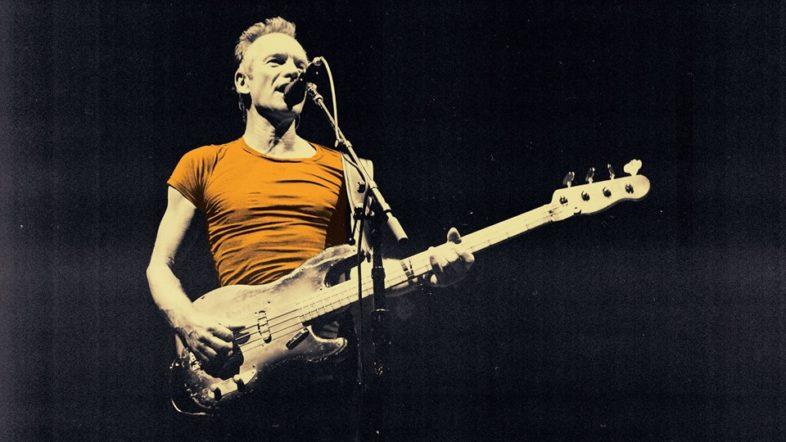 Code al concerto di Sting. Ecco il comunicato di Live Nation