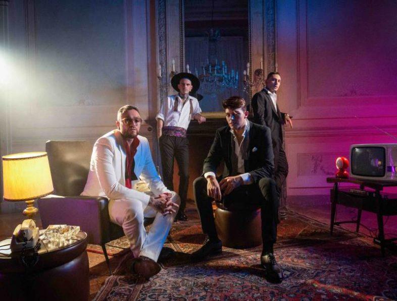 Video: THE KOLORS – Los Angeles ft. Guè Pequeno