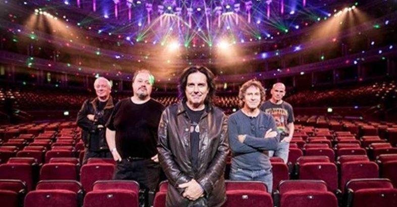 MARILLION il nuovo album 'With Friends From The Orchestra' e due concerti in Italia