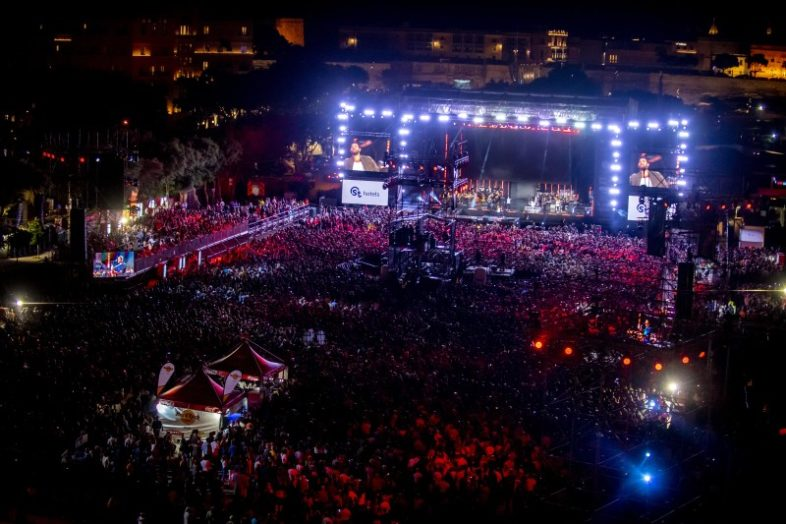 Video & Gallery: MEDITERRANEAN STARS FESTIVAL – RADIO ITALIA LIVE