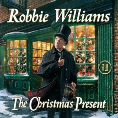 UK ALBUM: N.ro 1 <br>ROBBIE WILLIAMS – The Christmas Present