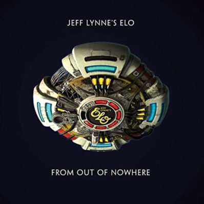 UK ALBUM: N.ro 1 <br>JEFF LYNNE'S ELO – From Out of Nowhere