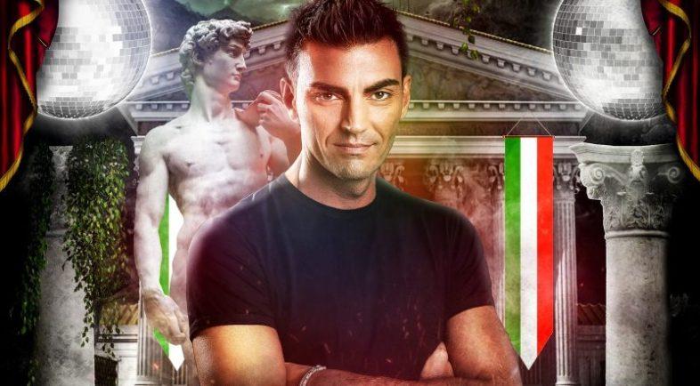 """GABRY PONTE """"La Discoteca Italiana"""" arriva a Milano"""