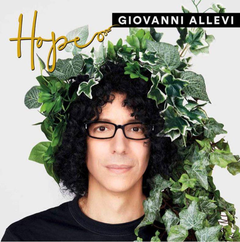 """GIOVANNI ALLEVI """"Hope"""" è il suo disco natalizio"""