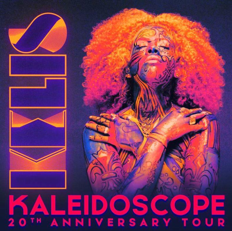 KELIS: 12 marzo live a Milano per celebrare 20 anni di carriera