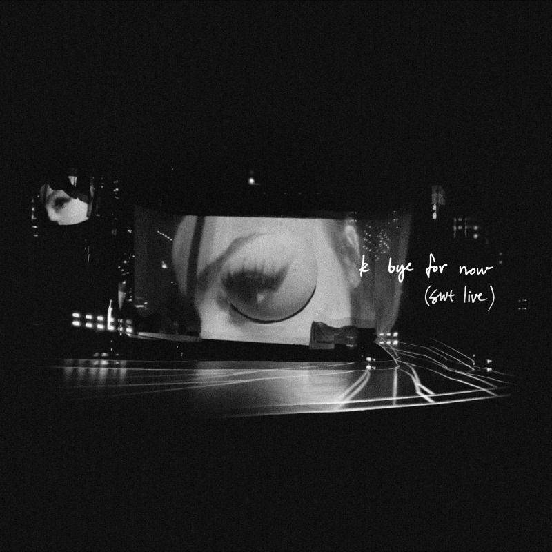Image result for k bye for now swt live