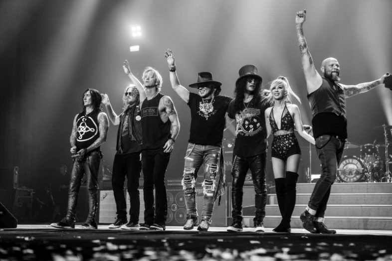 GUNS N' ROSES in concerto al FIRENZE ROCKS 2020. Info e biglietti