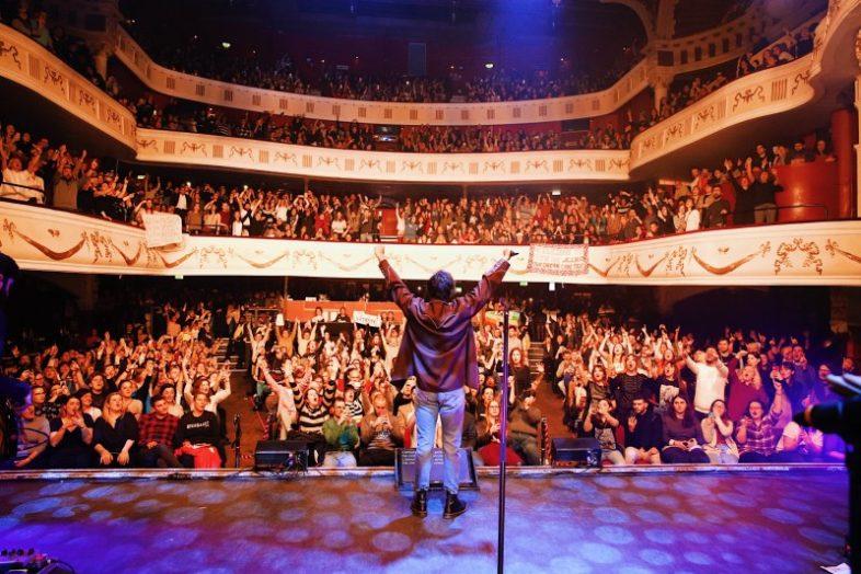 Gallery: MARCO MENGONI la chiusura del suo tour a Londra
