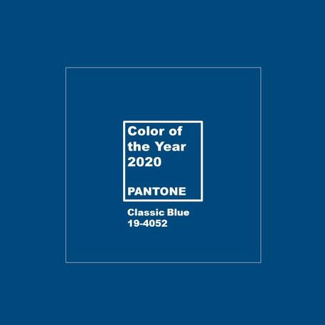 PANTONE CLASSIC BLUE – 15 canzoni in tinta!