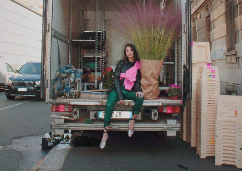 CECILIA ascolta Monterey Il suo debut single