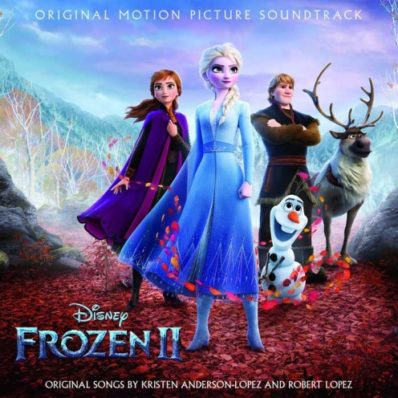 USA ALBUM: N.ro 1 <BR>FROZEN II – Soundtrack