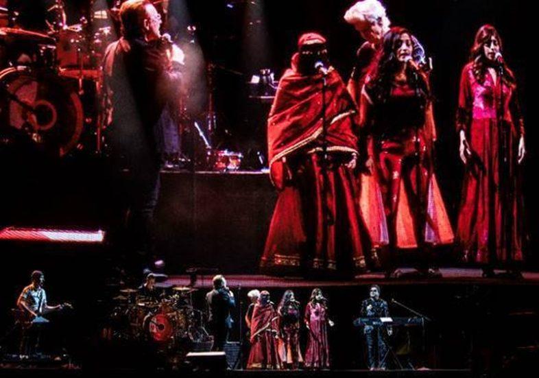 "U2 ""The Joshua Tree Tour"" a Mumbai il video"